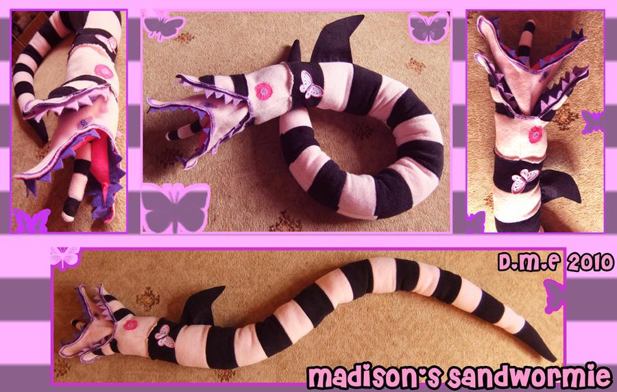 Madison's Sandwormie by tavington
