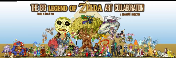 The Legend of Zelda Collab
