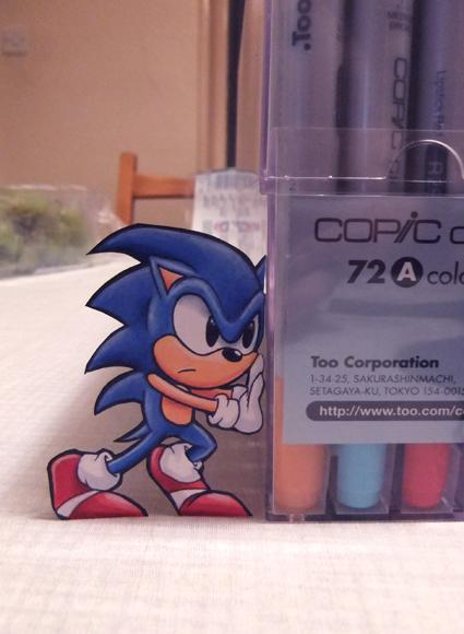 Pen Pusher by tavington