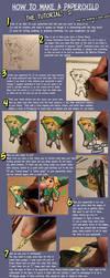 How To Make a Paperchild by tavington