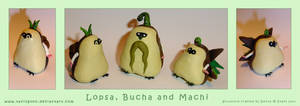 Lopsa, Bucha and Machi