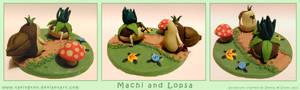 Machi and Lopsa