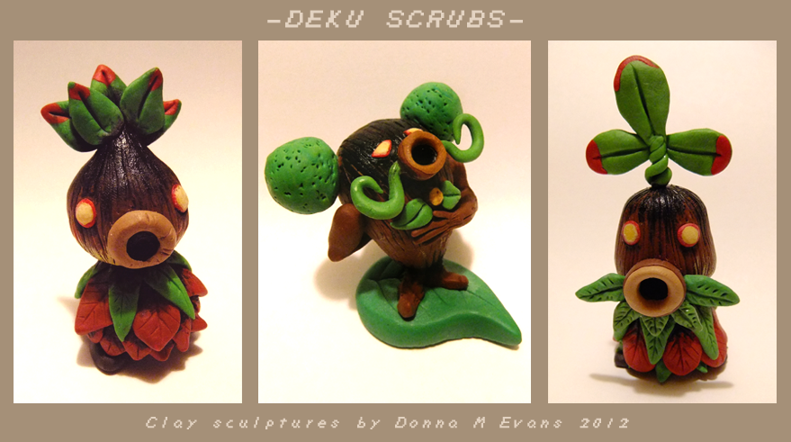 -DEKU SCRUBS- by tavington