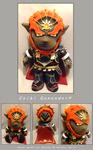 Chibi Ganondorf Plush