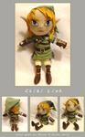 Chibi Link Plush