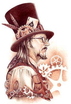 Steampunk Claypool