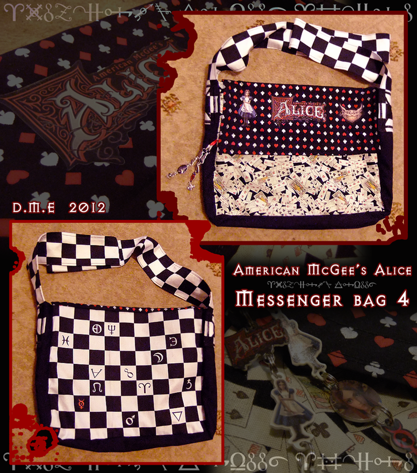 American McGee's Alice Messenger 4 by tavington
