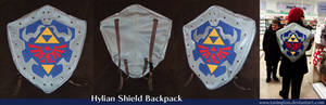 Hylian Shield backpack