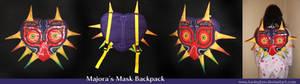 Majora's Mask backpack