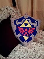 Hylian Shield Pillow