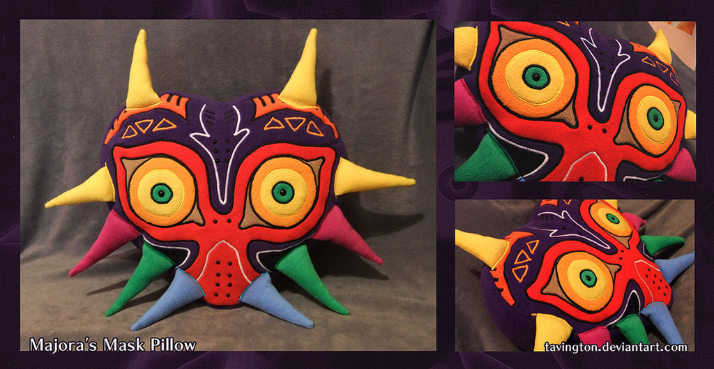 Majora's Mask Pillow