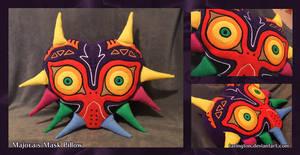 Majora's Mask Pillow