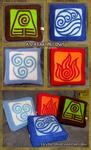 Avatar: Last Airbender pillows