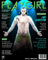 PLAYGIRL - Loki Laufeyson