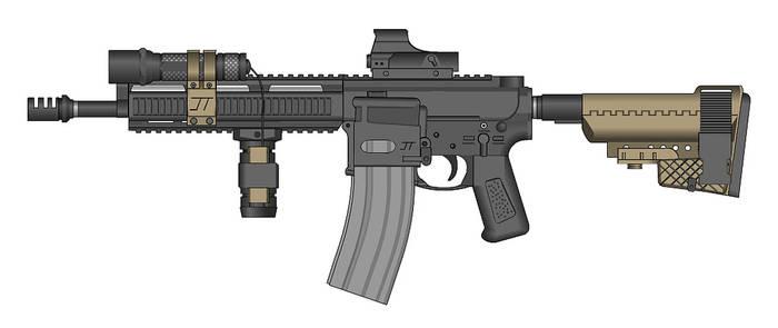 J-Tac Industries AR-15 R4 Mod