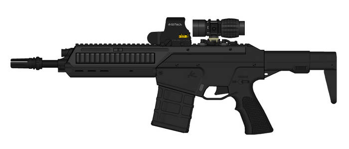 K-Systems Trial - T72 Battle Rifle