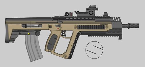 SPW Classic C74 Enhanced Assault Rifle