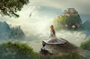 The Kingdom by ThatGuyDigitalArt
