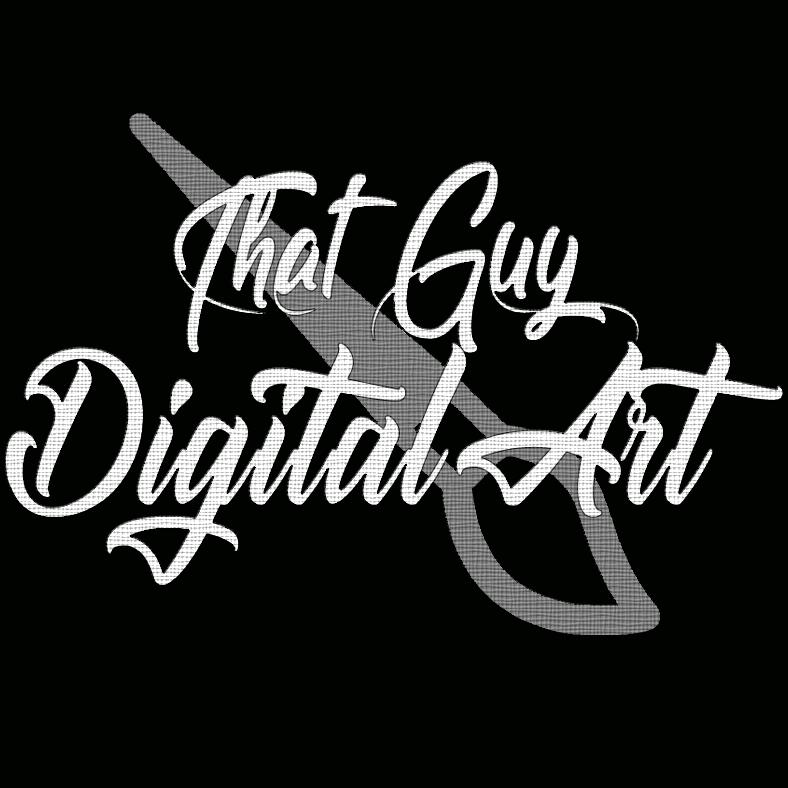 This is my logo. by ThatGuyDigitalArt
