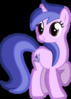 Background Pony: Seafoam by M99moron