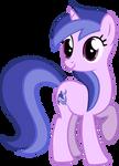 Background Pony: Seafoam