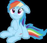 It's... Beautiful. Rainbow Dash