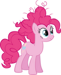 Pinkie's new style