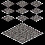 Cobblestone Path tiles