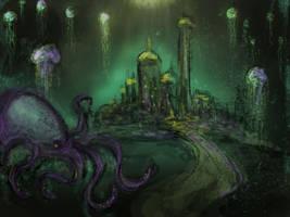 Underworld by Penti-Menti