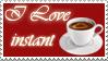 Instant Coffee Stamp by sabysparkle