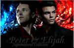 Peter and Elijah - Supernatural Collision