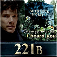 Sherlock - I heard you by Into-Dark