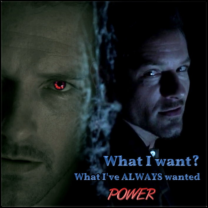 Peter Hale - Power by Into-Dark