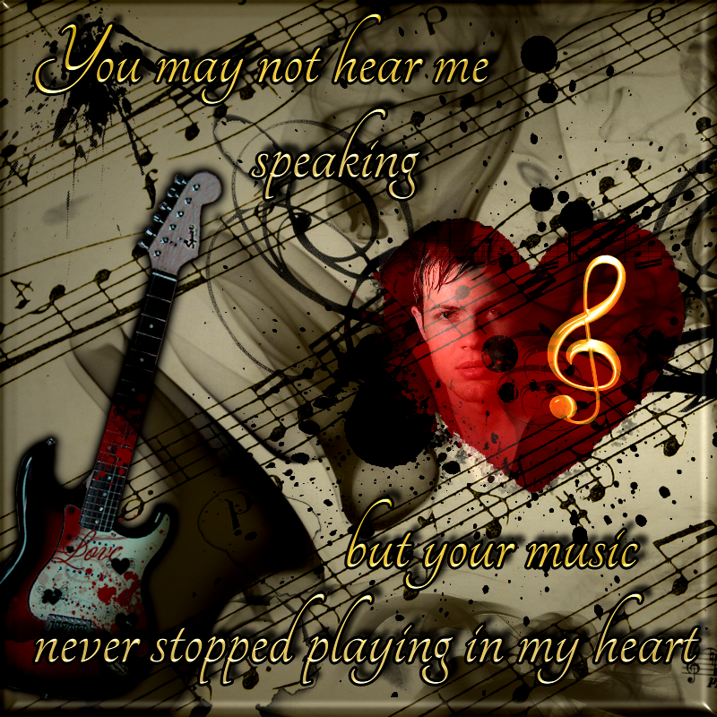 Mark Tyler -Music of my heart by Into-Dark