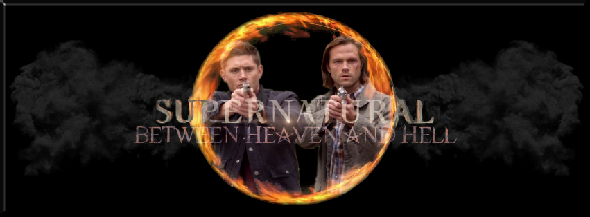 Supernatural FB Header by Into-Dark