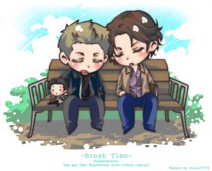 SPN : Break Time by soleil7775