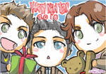 SPN : Happy New Year 2010