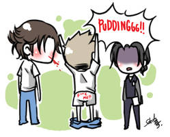 SPN : PUDDINGGGGG by soleil7775
