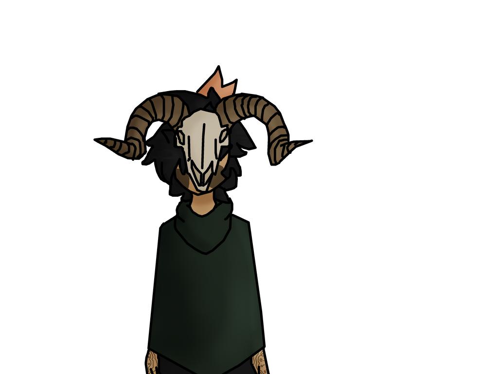 Ram female by Gogonogo1