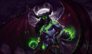 Demon Hunter Fan Art