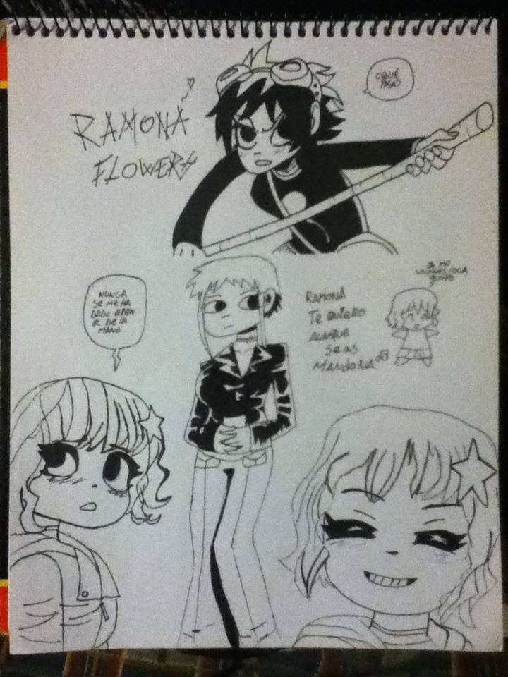 mis dibujos by diegoalf