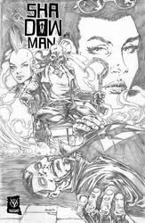 Shadowman #1 Sample Cover
