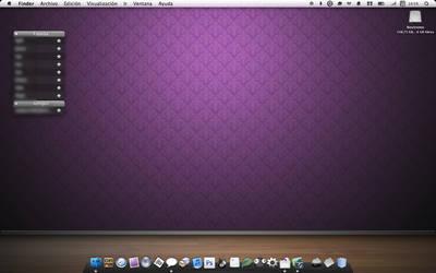 Serenity Desktop by valvik