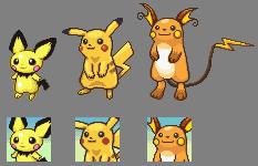 More Full Body Pokemon Stuff. by Band-junk