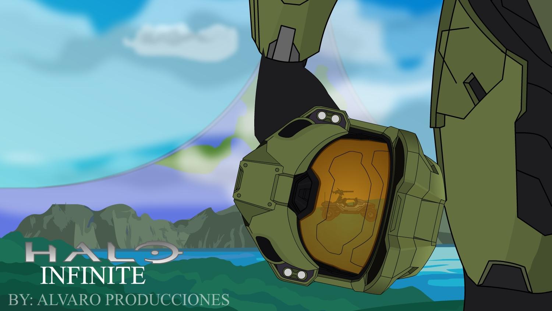 Halo Infinite Version Flash By Alvaroproduccion On Deviantart