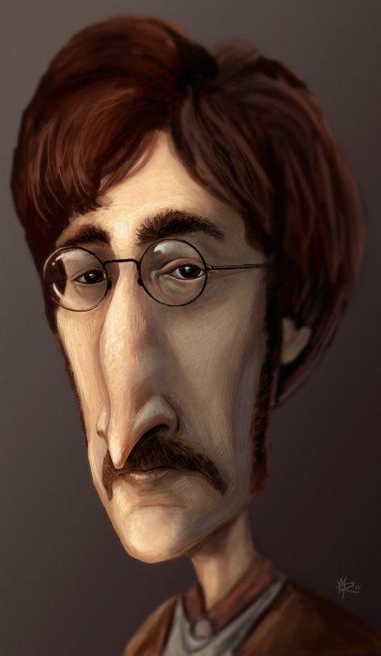 Lennon by mrobinson-art