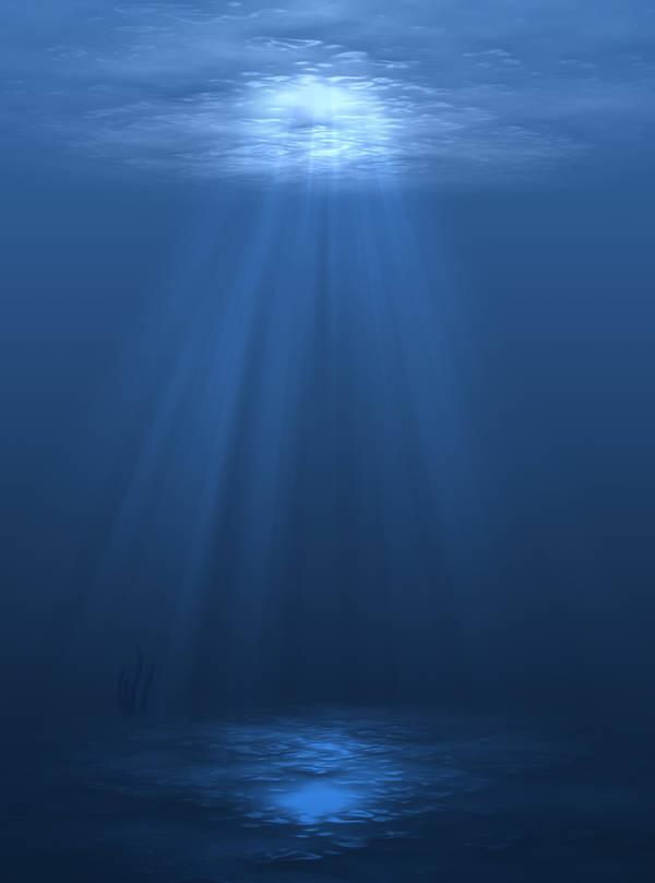 Underwater Simulation 2 by WingsOfAHero
