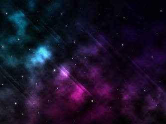 Space Background by WingsOfAHero