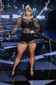 Taylor Swift Has A Secret To Her Bod