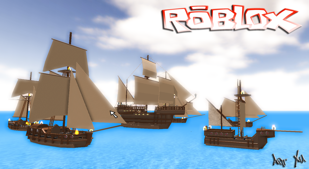 Must see Wallpaper Minecraft Roblox - roblox_age_of_sail_wallpaper_by_inf1nitykzx-d3lg6e8  HD_458630.png